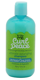 Just for Me Curl Peace Ultimate Detangling Shampoo - 12 Oz