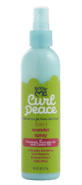 Just for Me Curl Peace Kids 5-in-1 Wonder Spray - 8 Oz