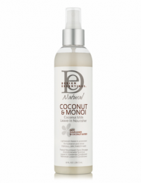 Design Essential Natural Coconut & Monoi Leave In Nourisher - 8 Oz