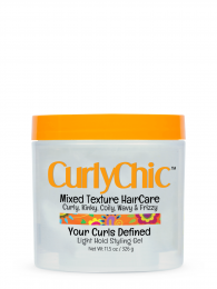 Curly Chic Mixed Texture HairCare Your Curls Defined Gel - 11.5 Oz