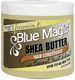 Blue Magic Shea Butter Hair Conditioner - 12 Oz