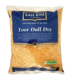 East End Toor Dall Dry 2kg