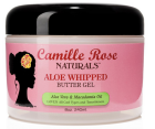 Camille Rose Naturals - Aloe Whipped Butter Gel - 8 Oz