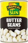 Tropical Sun Butter Beans 400g
