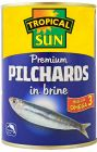 Tropical Pilchards in Brine 400g
