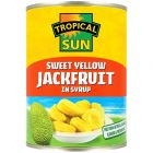 Tropical Sun Sweet Yellow Jackfruit In Syrup 565g